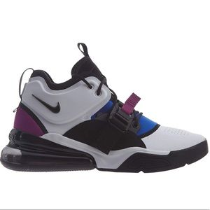 NEW-NIKE Men's Air Force 270 Style#AH6772-101/Sz 8